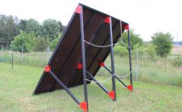 przeszkody terenowe extreme construction sciana skos 10